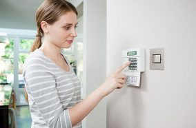 Home Insurance and Security Peace of Mind
